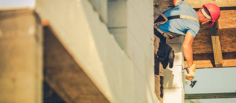 budowa - szalunki ścienne